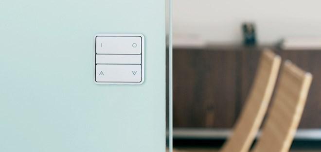 Lys, varme og ventilation med et enkelt tryk.